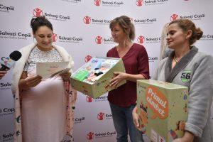 A fost lansat proiectul Primul Zâmbet! Mamele primesc sprijin încă din primele clipe de viață ale nou-născutului