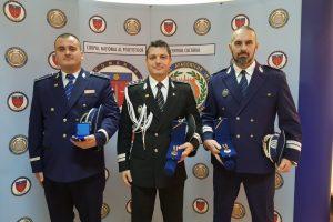 Distincții şi avansări în grad la Poliţia Timiş cu prilejul Centenarului Marii Uniri