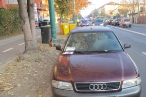 Ce au păţit zeci de şoferi în Calea Martirilor în ultimele două zile