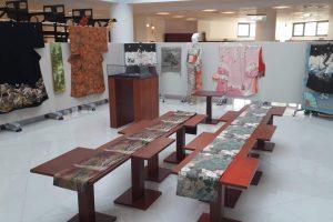 Expoziție de chimonouri, în deschiderea cursurilor de limba japoneză de la UPT