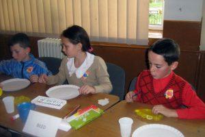 After school pentru elevii Liceului Tehnologic Petre Mitroi din comuna Biled