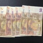 Mii de euro falşi, descoperiţi de mascaţi în Timiş