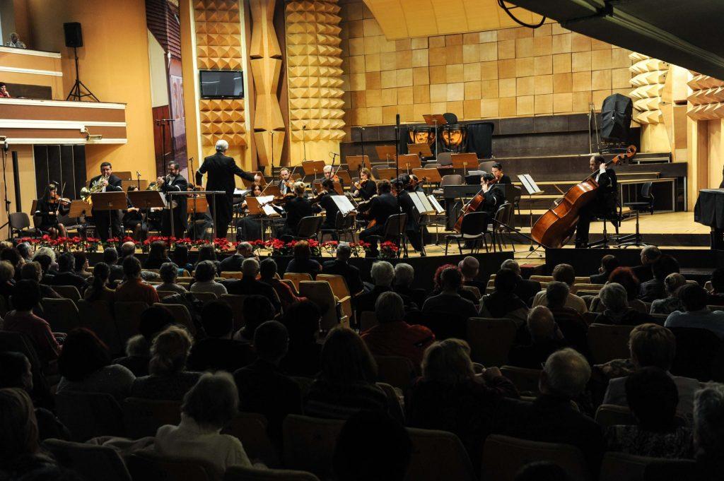 Concerte extraordinare de Anul Nou la Filarmonica Banatul