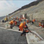 Ce lucrări s-au mai făcut pe lotul 4 al autostrăzii Lugoj – Deva