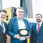 Primarul comunei Giroc, premiat de AFIR