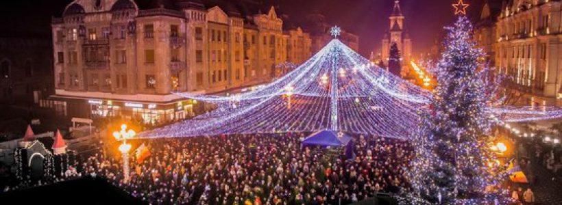 Holograf cântă la Târgul de Crăciun în 1 Decembrie. Primăria promite decor nou