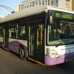 Traseu modificat în zona Punctelor Cardinale pentru mai multe mijloace de transport