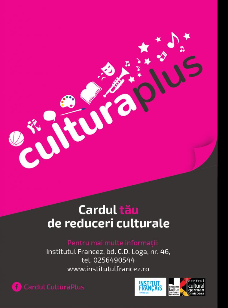 Cardul CulturaPlus al Instititutului Francez împlinește 10 ani