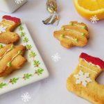 Prăjituri de casă pentru Crăciun: Biscuiţi cu portocală