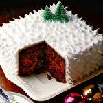 Prăjituri de casă pentru Crăciun: Cub de zăpadă