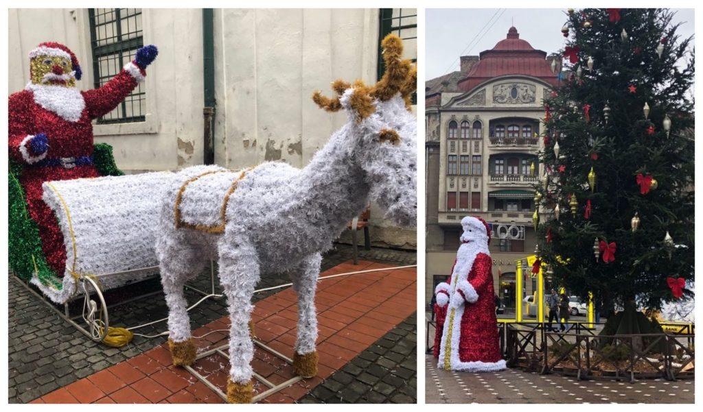 """Robu despre decorațiunile de Crăciun: """"De aproape sunt niște ciudățenii, dar la o anumită distanță arată bine"""""""