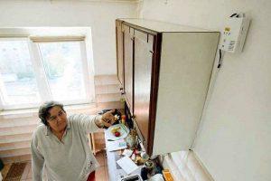 Detectoarele de gaz trebuie instalate la bloc și pe casa scării, nu numai în apartamente