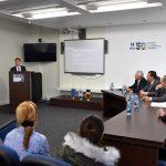 Situația economică a României și a UE, în dezbatere la UVT, în prezența unui oficial al FMI