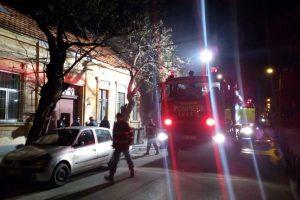 Case mistuite de flăcări la Timișoara