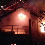 Noapte de foc pentru pompierii timișeni