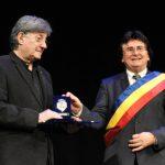 Ion Caramitru a devenit Cetățean de Onoare al Timișoarei