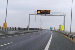 Atenţie, şoferi! Trafic restricționat pe autostrada A1 Arad-Nădlac