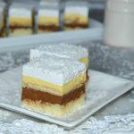 Prăjituri de casă pentru Crăciun: Crăiasa Zăpezii