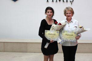 """Diplome de Excelență și distincții Pro Cultura Timisiensis pentru angajații Teatrului Maghiar """"Csiky Gergely"""""""