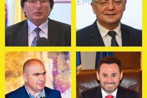 Patrulaterala Vestului devine Alianța Vestului. Ce document vor semna patru primari