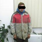 Un alt urmărit general pentru furt a fost depistat de polițiștii locali