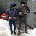 Vânzătorii ambulanți de ștergătoare de parbrize, depistați din nou de polițiștii locali la Bastion