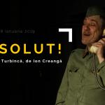 """Marcel Iureș revine la Timișoara cu spectacol """"Absolut!"""""""