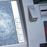 Bancomat aruncat în aer la Arad
