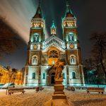 Încep, din nou, lucrările la Biserica Millenium din Timișoara
