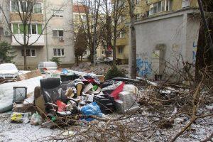 Poliția Locală atenționează asociațiile de proprietari: păstraţi curățenia!
