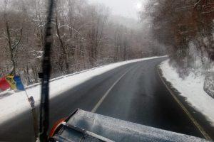 Se răceşte vremea în Crişana și Banat. Sfaturile drumarilor