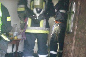 Un bătrân din Timişoara şi-a pierdut viaţa după ce locuinţa i-a luat foc