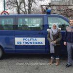 Somaleză prinsă cu acte false la frontieră