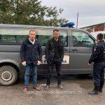 Doi bărbaţi din Kosovo, prinşi când încercau să treacă ilegal graniţa