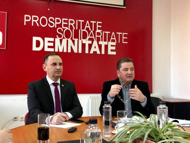 Social democrații din Timiș se pregătesc de alegeri