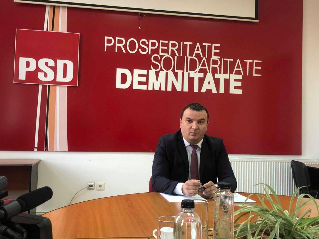 PSD Timiș le solicită liberalilor să își ceară scuze public în fața românilor