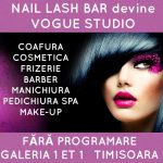 ADVERTORIAL. Nail Lash Bar devine VOGUE Studio