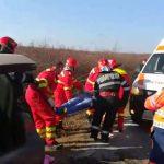Grav accident în judeţul Arad