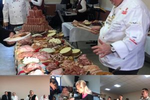 Festival gastronomic în comuna Şandra. A fost inaugurat căminul de la Uihei
