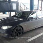 De ce i-a fost confiscat unui francez BMW-ul la Vama Moraviţa