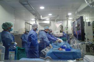 Operaţie dificilă, realizată cu succes la Institutul de Cardiologie din Timișoara