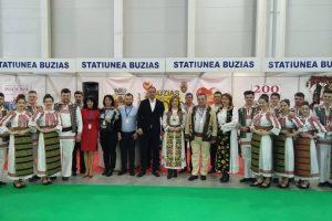 Stațiunea Buziaș participă cu succes la Târgul de Turism al României din Capitală