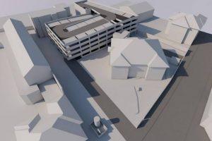 """Viceprimarul Dan Diaconu: """"O parcare esențială în centrul orașului, la Spitalul de Copii"""""""