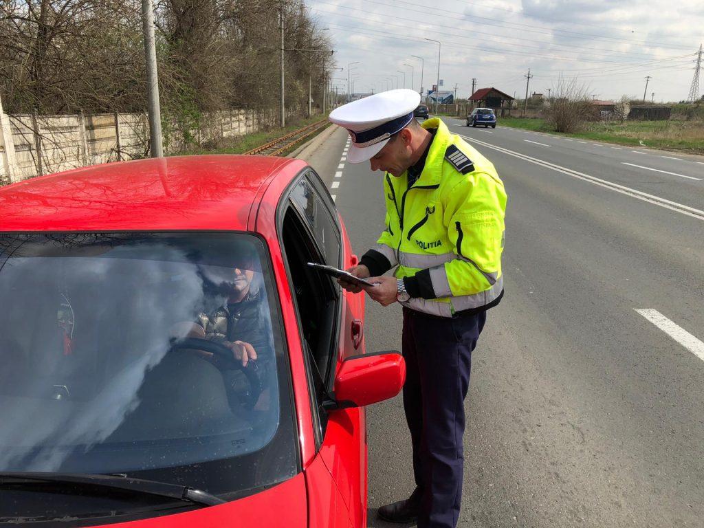 Şoferii arădeni, sancţionati pentru viteză