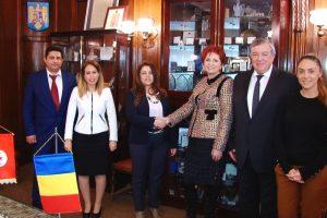 Protocol de colaborare între oamenii de afaceri din Timiș și cei din Tunisia