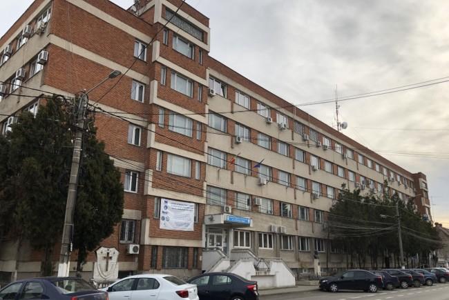 """Reabilitarea clădirii IPJ Arad, mută """"Arestul"""" la Timișoara"""