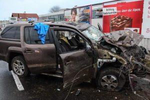 O româncă a produs haos într-un oraș din Austria, după ce s-a urcat beată la volan