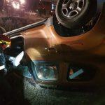 Un şofer a murit pe loc după ce maşina lui a fost lovită de tren în Timiș