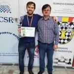 Lucian Miron de la CSU UVT Timișoara, campion național la şah