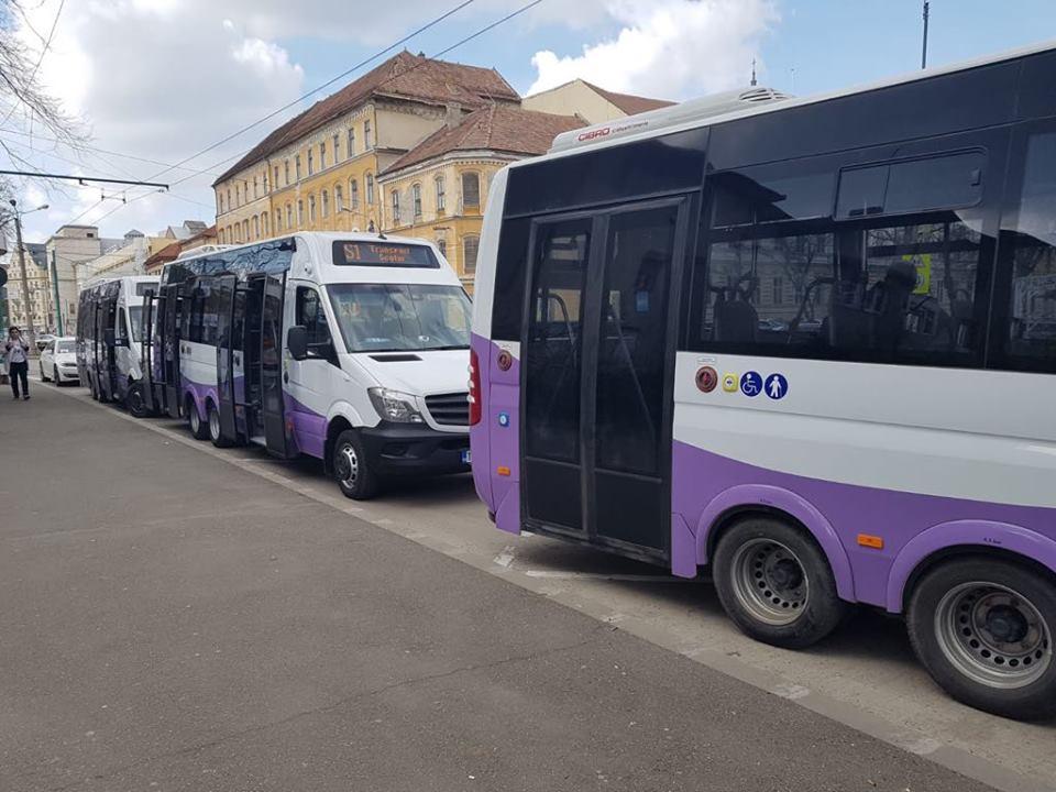 Traseul liniei de transport școlar S6 va fi prelungit